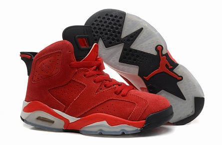 women jordan 6 shoes 543390-003