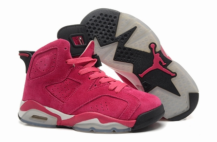 women jordan 6 shoes 543390-004