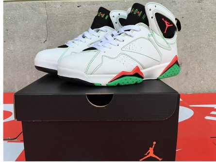women jordan 7 GS shoes 304774-004