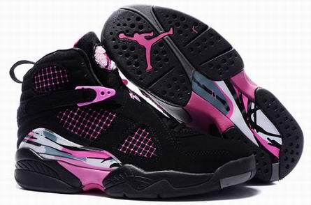 women jordan 8 shoes-006